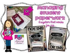 Managing Student Papers