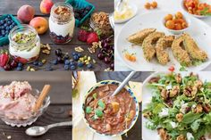 16 Simple and easy vegetarian recipes for July