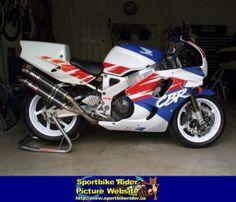 1992 Honda CBR 900 RR