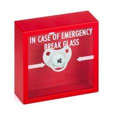 http://www.bigboystoys.pl/item2415__Baby_Emergency_Frame_Zbij_szybke.html  Zbij szybkę, by odzyskać poczucie bezpieczeństwa i nadzieję na wyczekiwany spokój.