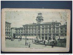 TRIESTE PALAZZO MUNICIPALE 1924 - Delcampe.it