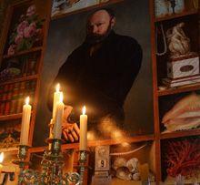 Портретист Виктор Дерюгин. Портрет на заказ в Москве и онлайн