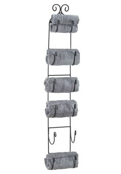 $22 Amazon.com: Sorbus Wall Mount Wine/Towel Rack (Holds 6 Bottles): Storage & Organization
