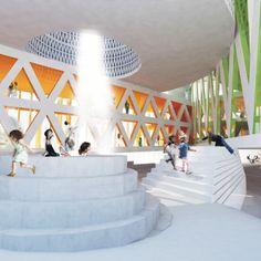 Casa de la Cultura y el Movimiento en Dinamarca / MVRDV - Noticias de Arquitectura - Buscador de Arquitectura