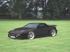 Everybody has seen the thread on Curley's Wide Body car called the Arch-Rival.  This thread is to determine of there is any REAL interest in a kit to convert a Fiero GT into a Wide Body.  Here's what we are thinking about doing.  Please be very careful to read exactly what we are considering producing.  1) We would be making a set of Integrated Rocker Panels like the ones that are on the Arch-Riva