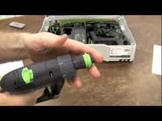Morton demonstrates the incredible capabilities of the NEW Festool CXS Compact Cordless Drill Driver in this video product tour. http://www.highlandwoodworki...