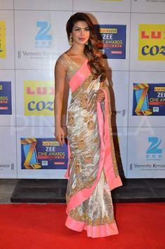 Priyanka chopra  at the Zee Cine Awards 2014