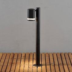 Konstsmide-Pollarivalaisin 7517-750 Modena, musta, 700mm-3