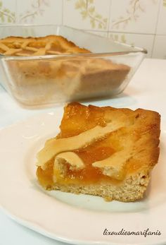 Sweet Pastries, Food Deserts, Desserts, Desert Recipes, Tart, French Toast, Pudding, Pie, Vegan