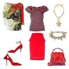 Комплект для #театральныйромантик по #дэвидкибби Юбка #boutiquemoschino Блузка…
