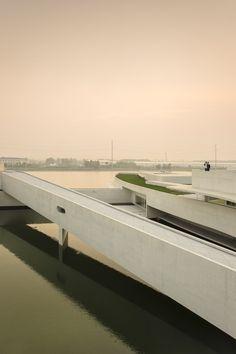 Primeiro projeto de Álvaro Siza e Carlos Castanheira na China por Fernando Guerra