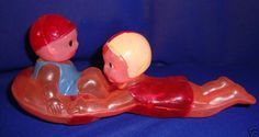 Old Vintage Celluloid Dolls from Japan 1930 very rare