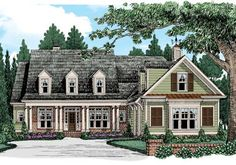Hanover Pointe - Home Plans and House Plans by Frank Betz Associates