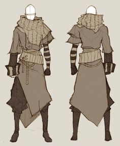 Gazeraz Alchemist - concept by MizaelTengu post-apocalypse punk clothing | NOT OUR ART - Please click artwork for source | WRITING INSPIRATION for Dungeons and Dragons DND Pathfinder PFRPG Warhammer 40k Star Wars Shadowrun Call of Cthulhu and other d20 roleplaying fantasy science fiction scifi horror location equipment monster character game design | Create your own RPG Books w/ www.rpgbard.com