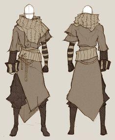 Gazeraz Alchemist - concept by *MizaelTengu on deviantART