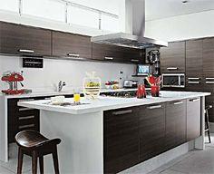 Cozinhas com ilha - Casa