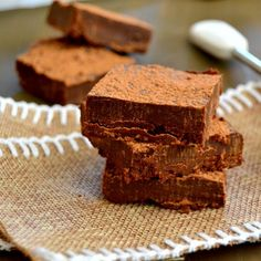 Nama Chocolate - you just have to try it!