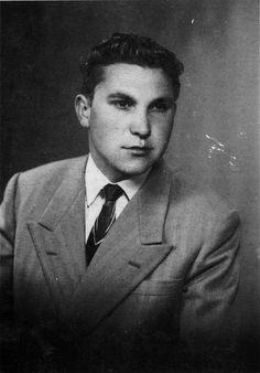Virxilio, 1952. Foto Manetes | Photo by Manetes