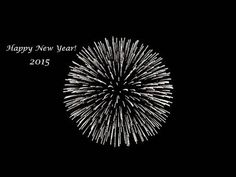 Happy New Year 2015 - Auld Lang Syne (New Year's Eve Song) - Fireworks - YouTube