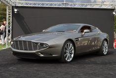 Aston Martin Virage Zagato Shooting Brake (2014 Chantilly Arts & Elegance) High Resolution Image