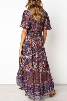 9580f9aacaa75 Clothing in 2019 | wedding | Flower dresses, Dresses, Fashion