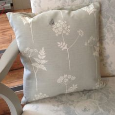cow parsley cushions - Google Search