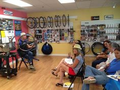Bixby Bicycles & Accessories, Bixby Oklahoma, Women Riders Group. http://www.bixbybicycles.com/
