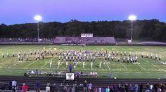 2016-2017 Vermilion Sailor Marching Band - Downtown - Halftime Show V Fairview
