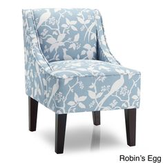 $168 Marlow Bardot Swoop Accent Chair | Overstock.com Shopping - Great Deals on Living Room Chairs