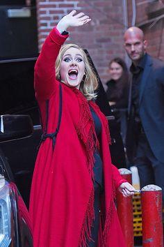 Adele - Wish we were friends :(