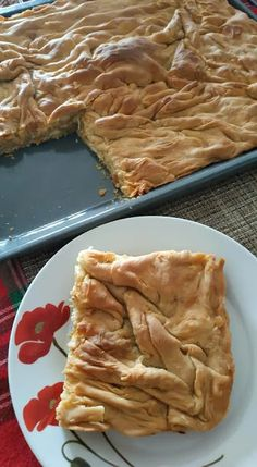 Pita Recipes, Cookbook Recipes, Greek Recipes, Dessert Recipes, Cooking Recipes, Pizza Tarts, Greek Pastries, Dutch Oven Bread, Spinach Pie