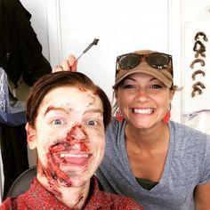 bizkoop: When actors take secrets selfies on your phone… #mercystreetpbs