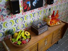 Vintage Sixties wooden sideboard | Flickr - Photo Sharing!