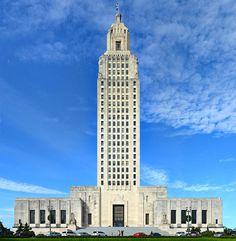 Baton Rouge Facts - lots of fun stuff here!