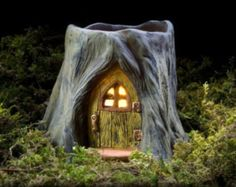 Fairy Home Tea-lite Holder