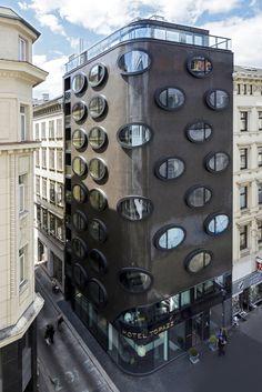 В Вене открылся бутик-отель Topazz