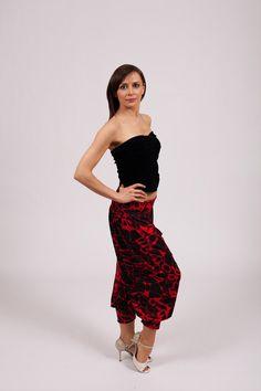 Argentine Tango Babucha Pants  by TheGiftofDance