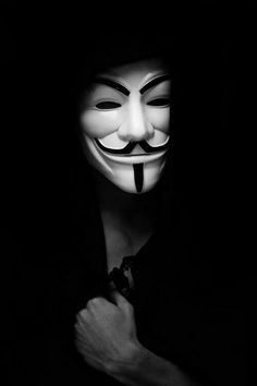 V For Vendetta Mask Guy Fawkes Anonymous Masquerade Masks