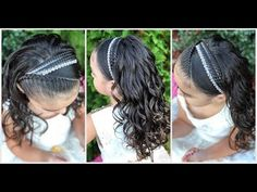 Princess Hairstyles, Little Girl Hairstyles, Easy Hairstyles, Kids Hairstyle, Cut My Hair, Hair Cuts, Prince Hair, Hair Express, Competition Hair