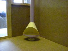 Dollhouse Miniature Furniture - Tutorials | 1 inch minis: cone shaped fireplace