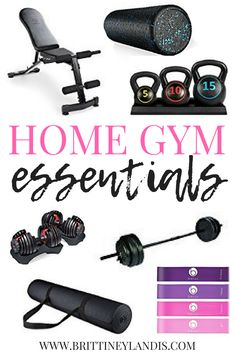 Home gym essentials. Great ideas for home gym equipment that will help you skip… Home gym essentials. Great ideas for home gym equipment that will help you skip the gym and get fit from home. Build a home gym on… Continue reading → Fitness Humor, Fitness Logo, Fitness Workouts, Fun Workouts, At Home Workouts, Fitness Motivation, Fitness Hacks, Workout Tips, Motivation Quotes