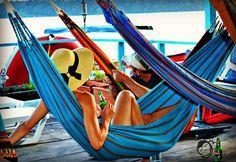 Come experience #lazysunday vibes at #bubbashouse! #thebubbaslife  #bastimentos #bocasdeltoro #panama #hammock #vacation by bubbashouse