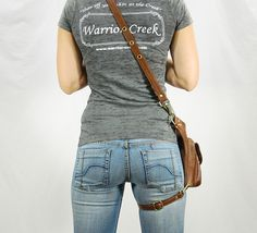 As soon as I get my motorcycle I'll splurge and get myself this! - Warrior Pack Purse Can Be Worn 8 Different Ways