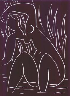 Henri Matisse -the afternoon