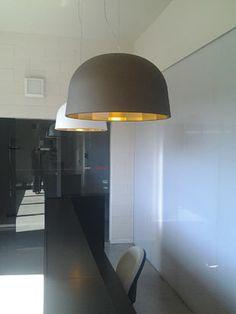 Oluce - Suspension lamps : Empty - 439/L
