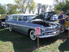 1955 chrysler station wagon | 1955 Chrysler New Yorker DeLuxe Station Wagon
