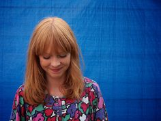 Lucy Rose. She's a great musician!