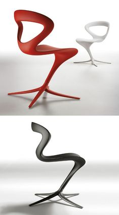 Polyurethane #chair CALLITA by Infiniti by OMP Group | #design Andreas Ostwald @Infiniti Global Ompgroup