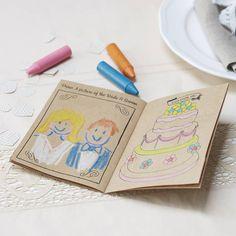 Kids Activity Books 5 Pack #DIYWedding #HandmadeWeddings