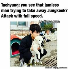 Poor chimchim ;)